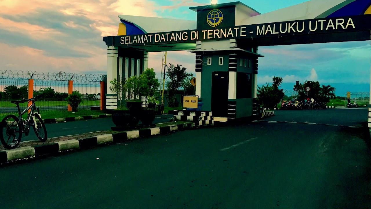 Trip Fort Kota Janji Ternate Maluku Utara Youtube Benteng