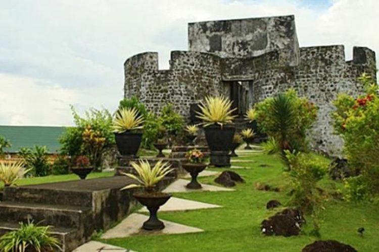 4 Wisata Sejarah Ternate Kota 1 000 Benteng Pigijo Blog