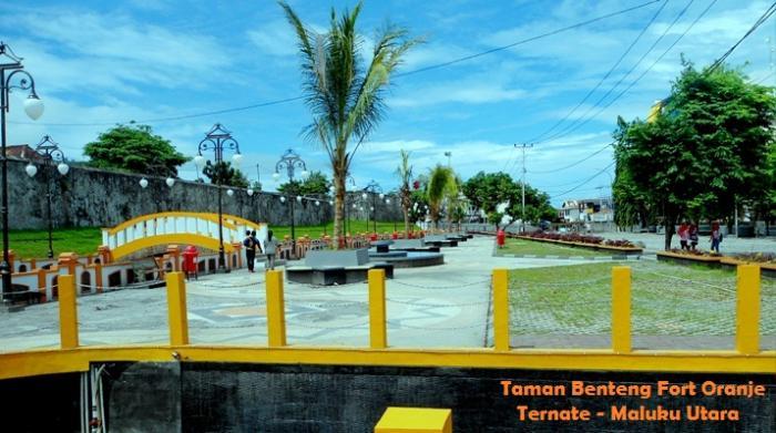 Benteng Fort Oranje Bersalin Rupa Jadi Idola Masyarakat 14219036631468745896 Kota