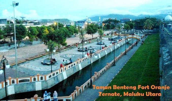 Benteng Fort Oranje Bersalin Rupa Jadi Idola Masyarakat 14219055711001683601 Kota