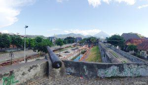 Benteng Oranje Maluku Utara Keberadaan Mulai Tata Oleh Pemerintah Kota