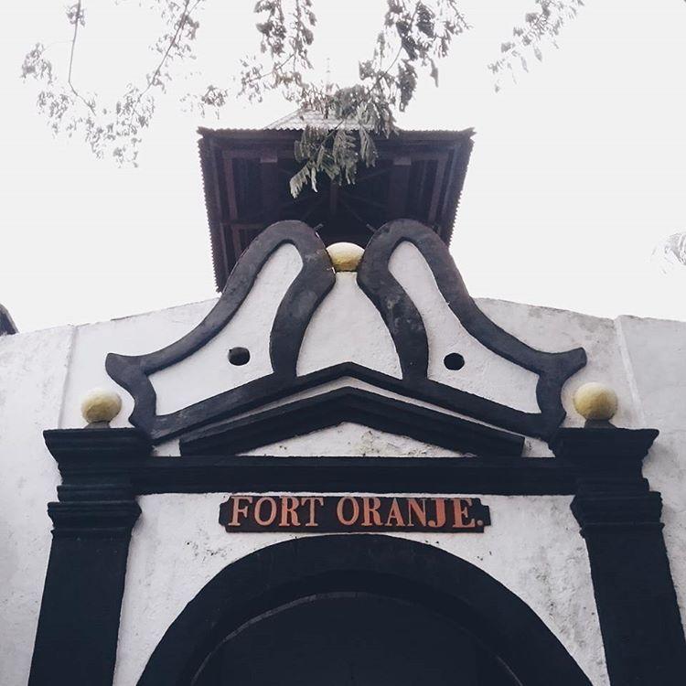 Benteng Oranje Peninggalan Belanda Jadi Wisata Kota Ternate