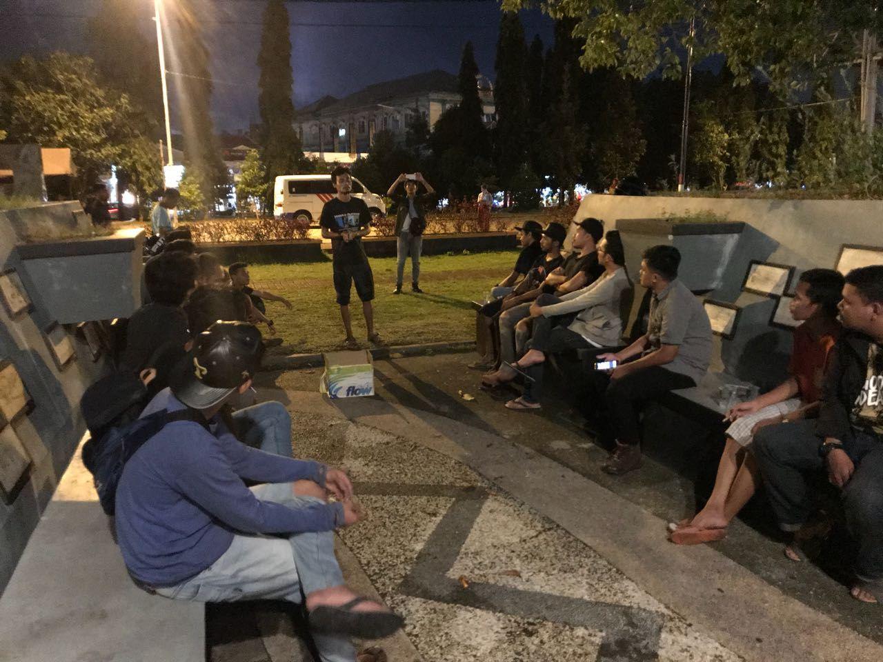 Event Komunitas Jarkot Ramaikan Kota Ternate Gamalamanews Benteng Oranje