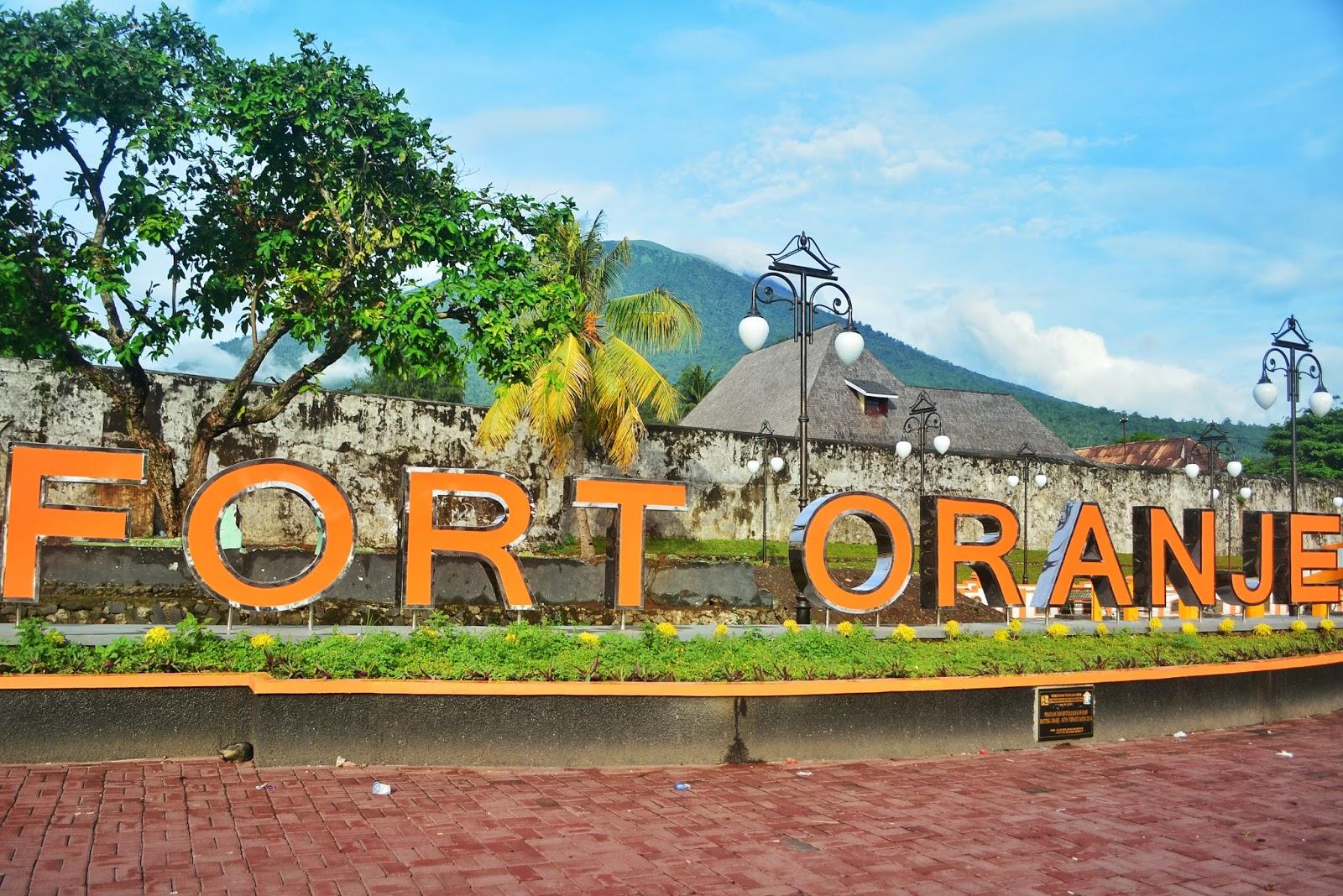 Imah Ahlan Wa Sahlan Blog Inspirasi Musl Fort Oranje Tampak