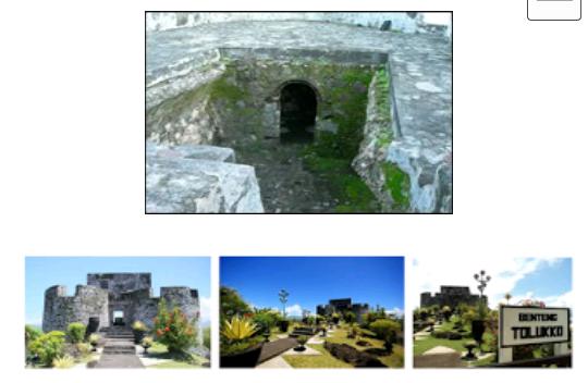 Peninggalan Benteng Bersejarah Kota Ternate Dibangun 1607 Oleh Cornelis Matelief