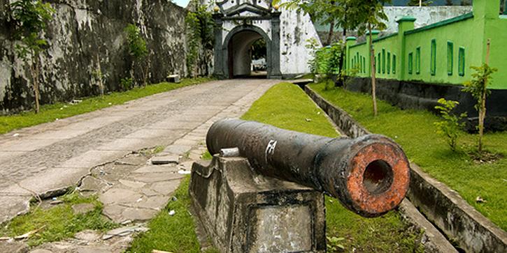 Revitalisasi Benteng Oranje Ternate Indonesian Heritage Kota