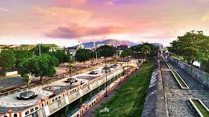 Sejarah Benteng Orange Warga Kota Ternate Menghabiskan Waktu Bersama Keluarga