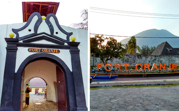 Seputar Benteng Oranje Ternate Wisata Sejarah Wajib Dikunjungi Traveling Morotai