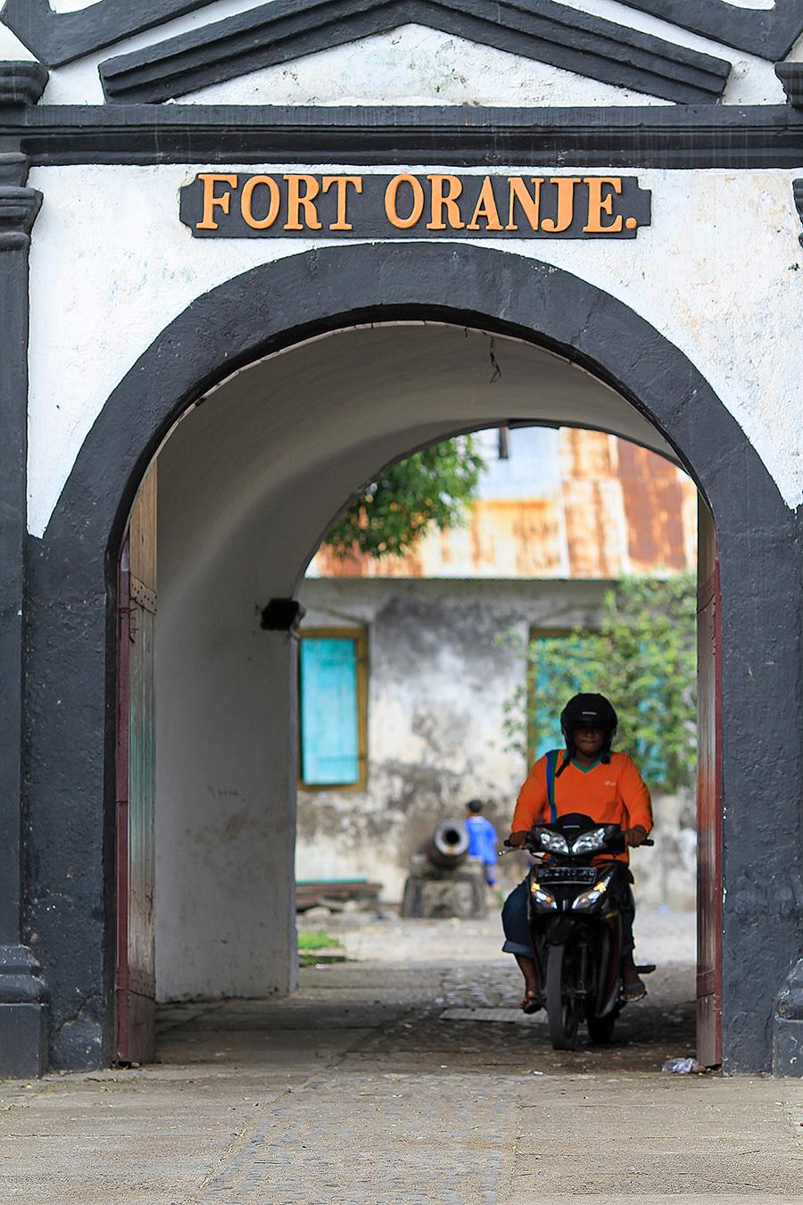 Ternate Torang Datang Passion Benteng Oranje Kota