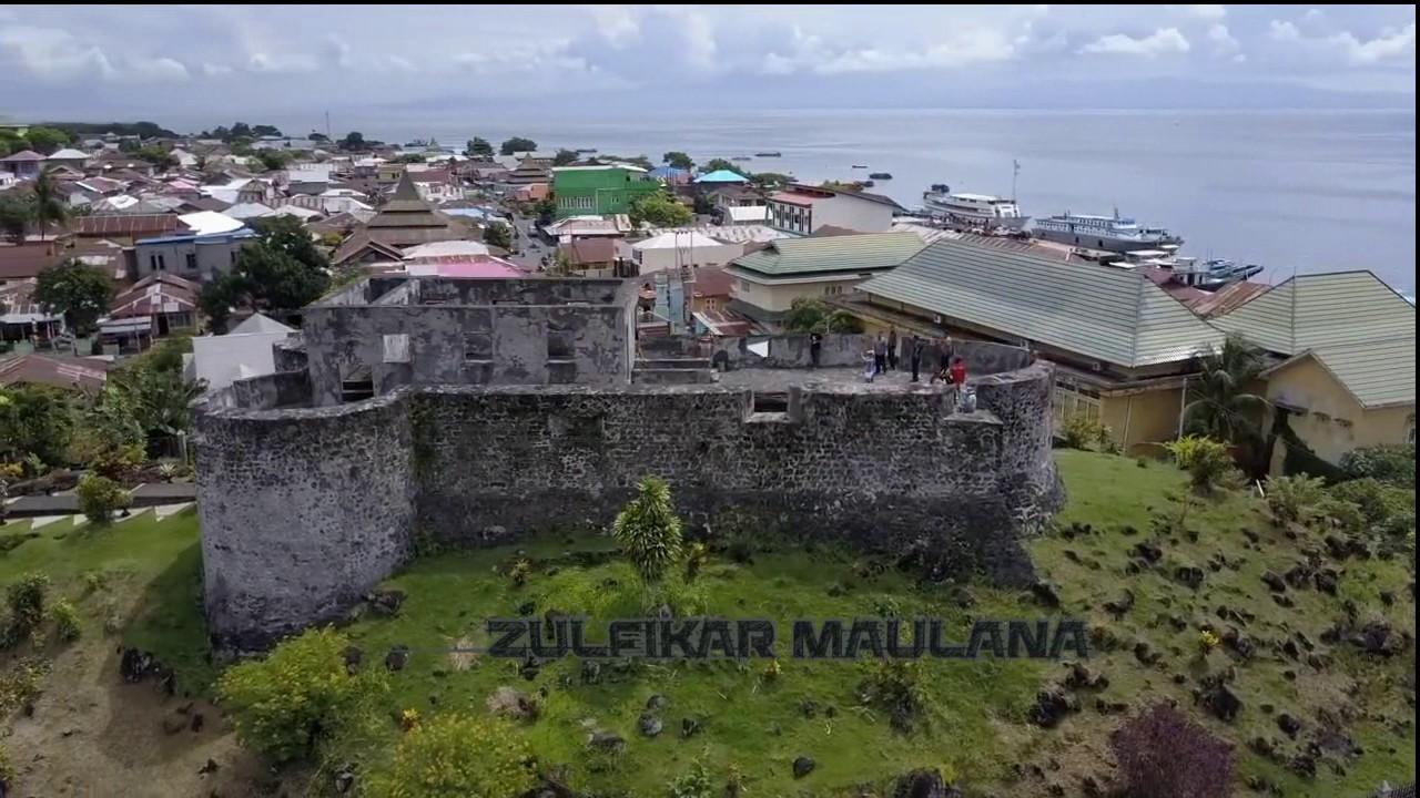 3d Camera Tracker Tests Zulfikar Maulana Benteng Tolukko Ternate Adobe