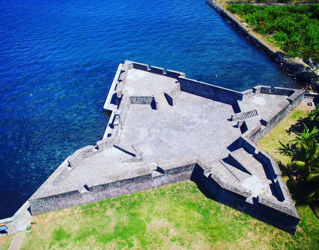 Benteng Kalamata Wisata Sejarah Peninggalan Portugis Ternate Tolukko Kota