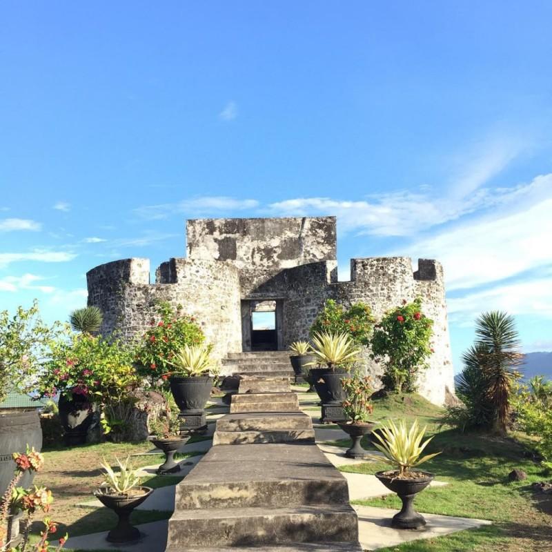 Benteng Tolukko Bolehtanya Kota Ternate