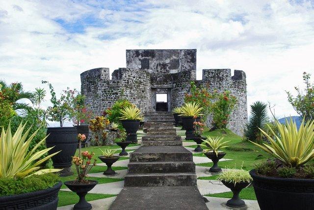 Benteng Tolukko Kota Ternate