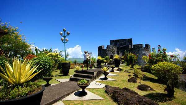 Benteng Tolukko Ternate Indonesian Heritage Kota