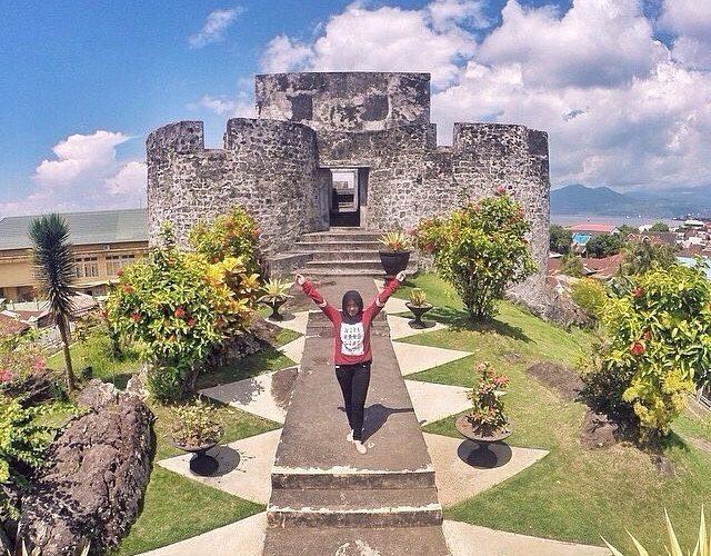 Benteng Tolukko Ternate Xplore Kota