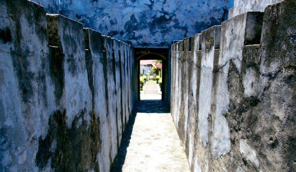 Benteng Tolukko Wisata Sejarah Sekaligus Tempat Hunting Foto Keren Dulunya