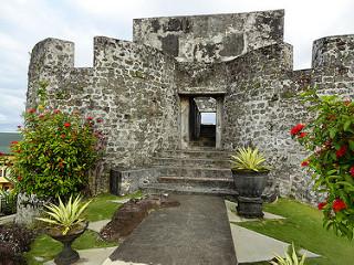 Flickr Photos Tagged Kotaternate Picssr Benteng Tolukko Tolukku Fort Ternate