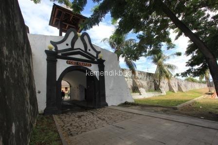 Galeri 1 Balai Pelestarian Cagar Budaya Maluku Utara Benteng Tolukko