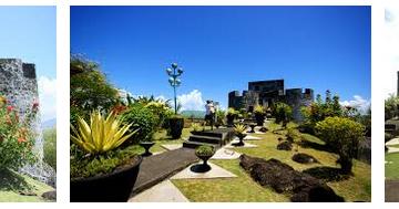 Wisata Indonesia Benteng Tolukko Sejarah Kota Ternate