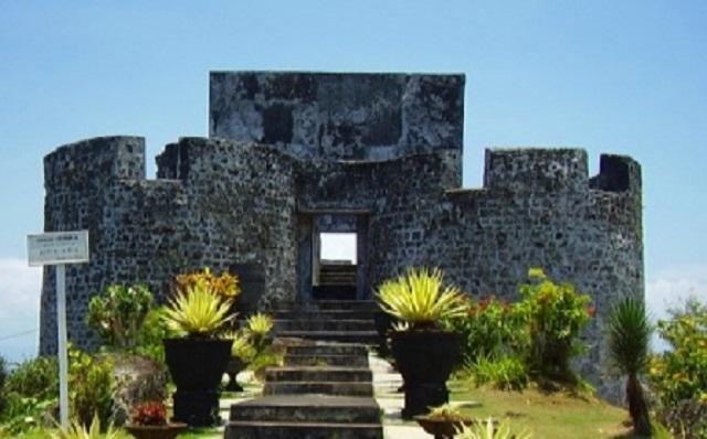 Wisata Sejarah Ternate Mengunjungi Benteng Tolukko Traveluxion Kota