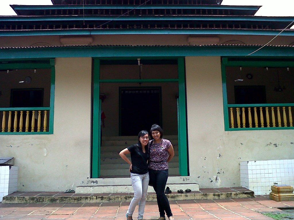 Adventurous Journey 7 Tempat Wisata Gunung Ternate Masjid Sultan Kota