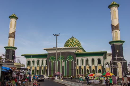 Dsc 9829 Large Jpg Picture Sultan Ternate Mosque Masjid Kota