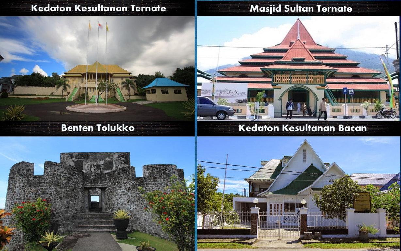 Jasa Arsitek Ternate Murah Terpecaya Bangunan Bersejarah Masjid Sultan Kota