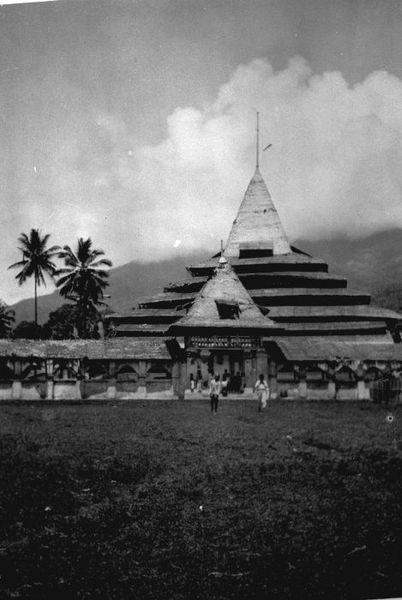 Masjid Indonesia Tempo Dulu Indonesian Mosque Bima Ternate Gowa Banjarmasin