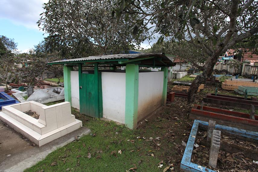 Masjid Kesultanan Ternate Mengiringi Sejarah Peradaban Menyerupai Tua Jawa Makam