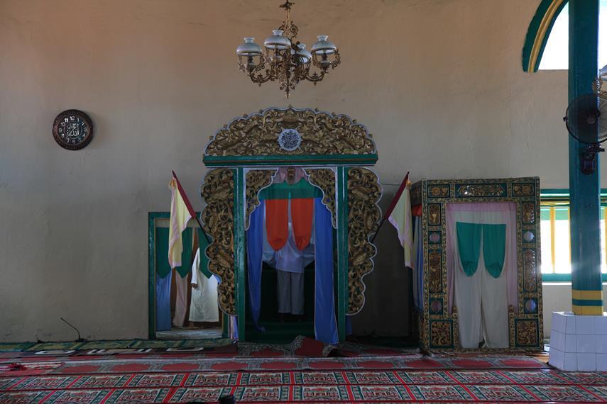 Masjid Kesultanan Ternate Mengiringi Sejarah Peradaban Mimbar Berumur Ratusan Sultan