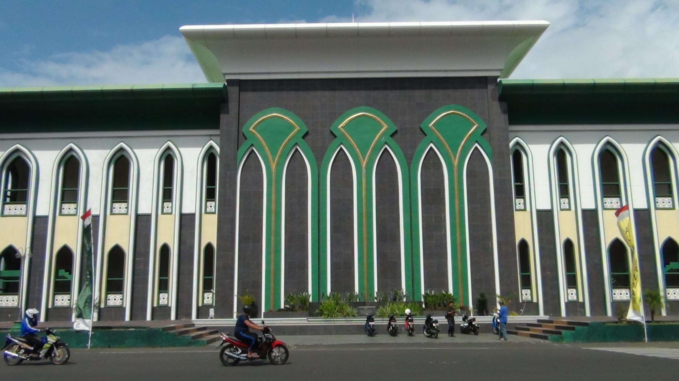 Masjid Raya Ternate Rumah Pena Sultan Kota