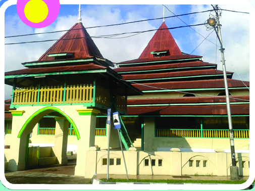 Masjid Sultan Ternate Adzkia Kota