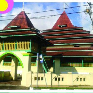 Masjid Sultan Ternate Adzkia Share Kota