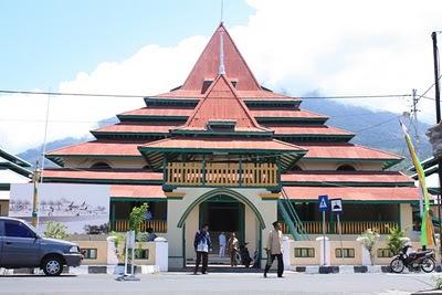 Masjid Sultan Ternate Galeri Wisata Nusantara Kota