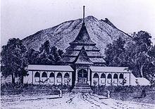 Masjid Sultan Ternate Wikipedia Bahasa Indonesia Ensiklopedia Bebas Gambaran Tua