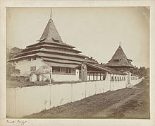 Sultanate Ternate Revolvy Sultan Mosque Masjid Kota