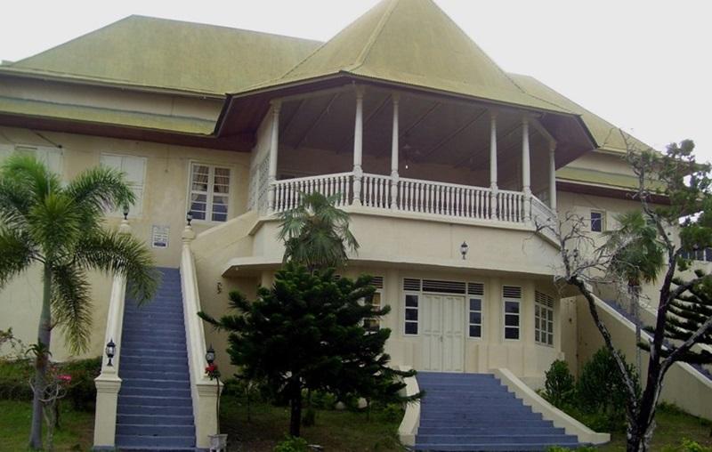 Wisata Sejarah Ternate Keraton Sultan Masjid Kota