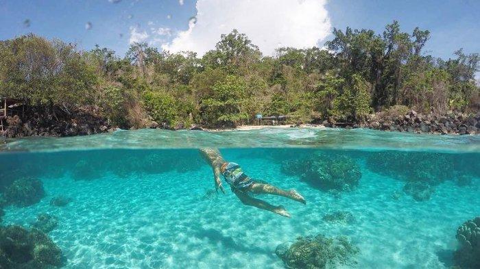 5 Pantai Cantik Maluku Utara Bikin Terpesona Jangan Lupa Lihat