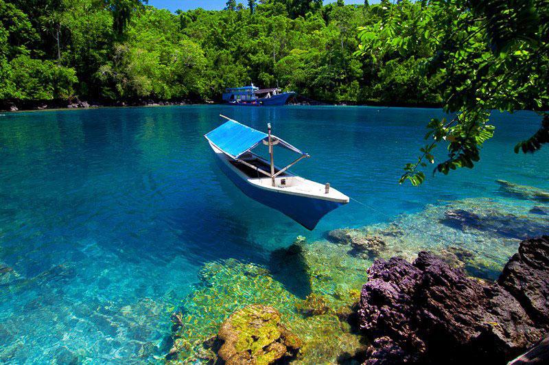 7 Tempat Ternate Wajib Dikunjungi Seumur Hidup Pantai Sulamadaha Kastela