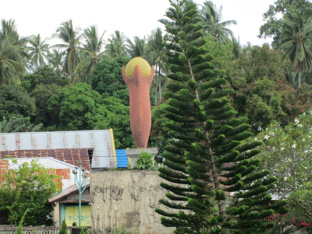 Benteng Portugis Terbesar Asia Tenggara Balai Pelestarian Cagar Tugu Cengkeh