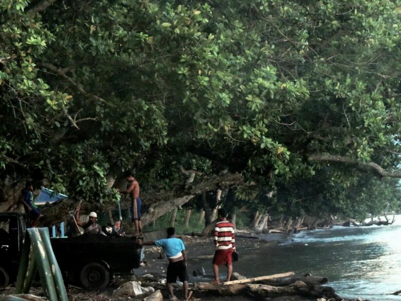 Daerah Wisata Pantai Kastela Terlupakan Rri Portal Berita Kota Ternate
