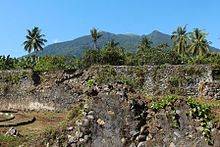 Fort Kastela Wikipedia Pantai Kota Ternate