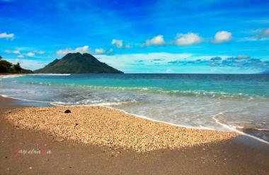 Objek Wisata Alam Mengenal Ternate Keunikan Pantai Ditemukan Sumber Air