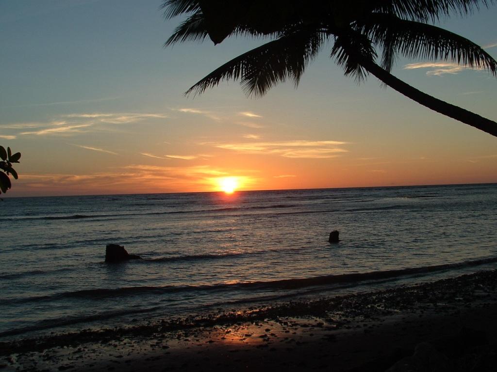 Pantai Kastela Tempat Wisata Mempesona Maluku Utara Kota Ternate
