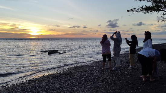 Pantai Kastela Ternate Indonesia Review Tripadvisor Tampilan Layar Penuh Kota