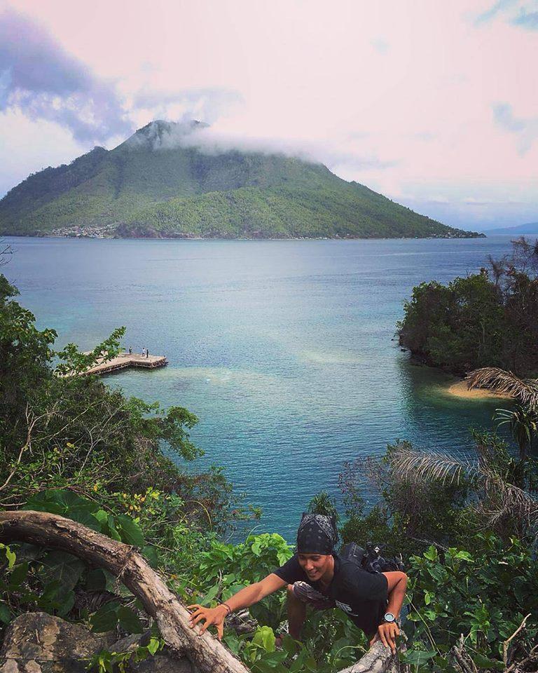 Tempat Wisata Ternate Piknik Yuk Dexxcoy Cyber Lokasi Pantai Kastela