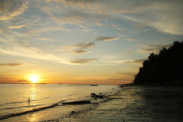 Teras Nasional Bawa Kemana Potensi Wisata Kota Ternate Pasir Hitam