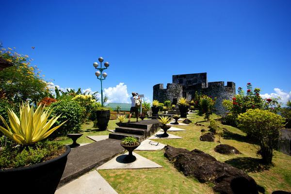 Wisata Sejarah Kota Ternate Sayang Lewatkan Nganatrip Benteng Toloko Foto