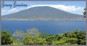 Aftar Wisata Populer Terbaik Ternate Tempat Gunung Gamalama Island Kota