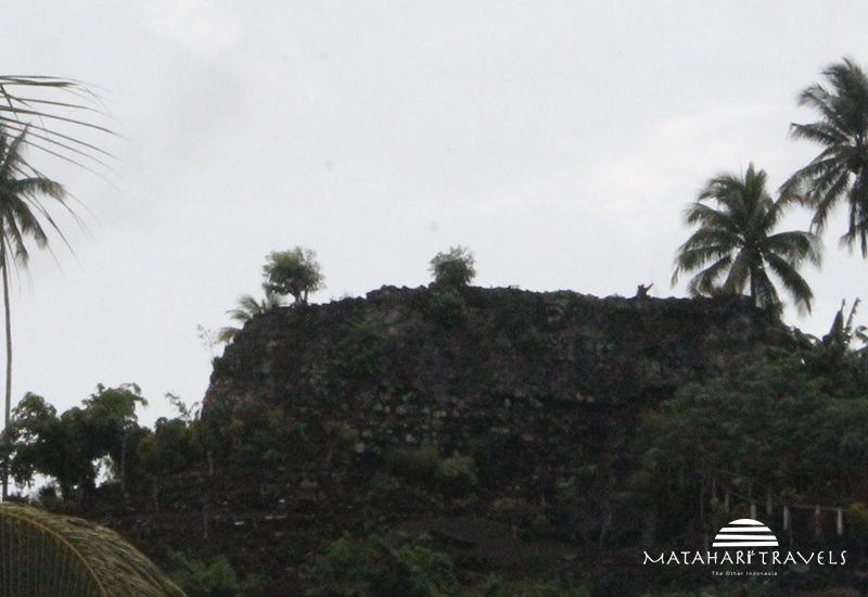 Fortress North Ternate Tidore Islands Matahari Travels Tour 2 Island